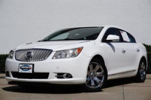 2010 Buick Lacrosse CXL with Leather, Sunroof, and Premium Stereo