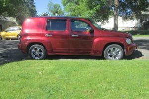 2008 Chevrolet HHR LT Half Panel
