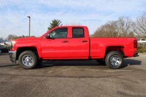 "2017 Chevrolet Silverado 1500 4WD Double Cab 143.5"" Work Truck"