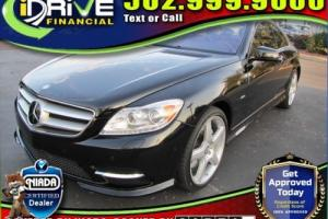 2011 Mercedes-Benz CL-Class -- Photo