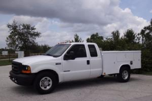2000 Ford F-350 Service Utility Body