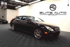 2007 Mercedes-Benz CLS-Class CLS 550 4dr Sedan Sedan 4-Door Automatic 7-Speed
