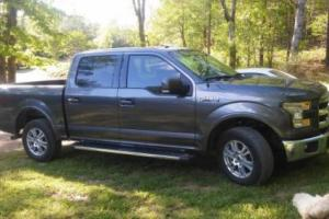 2016 Ford F-150 4 door crew cab