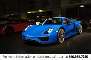 2015 Porsche Other 1 of 1 VooDoo Blue