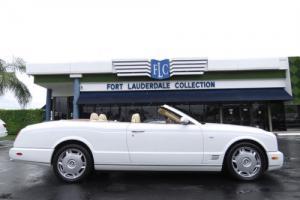 2009 Bentley Azure 2dr Convertible for Sale