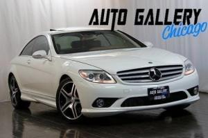 2009 Mercedes-Benz CL-Class Sport 4Matic Photo