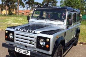 1988 Land Rover Defender 110 County Station Wagon