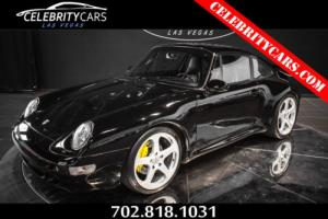 1996 Porsche 911 2dr Carrera Turbo Coupe