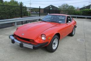 1975 Datsun Z-Series