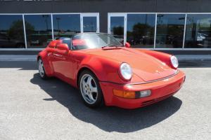 1988 Porsche 911 SPEEDSTER CONVERSION | eBay Photo