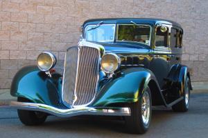 1933 Chrysler Other Royal 8 4 door Sedan | eBay