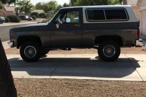 1988 Chevrolet Blazer Photo