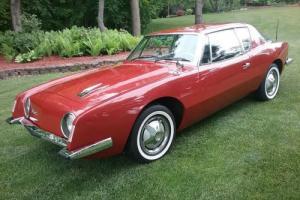 1963 Studebaker Avanti  Avanti S