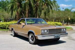 1987 Chevrolet El Camino Conquista Edition Low Original Miles!