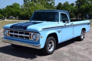 1968 Dodge Other Pickups