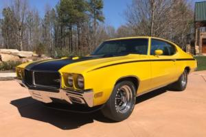 1970 Buick Skylark Stage 1