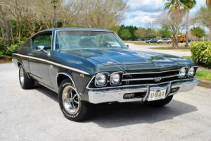 1969 Chevrolet Chevelle SS Gorgeous Classic Factory Air 396 V8 PS PB
