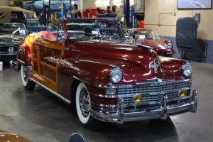 1946 Chrysler Town & Country -- Photo