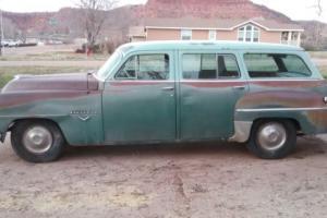 1953 DeSoto firedome wagon