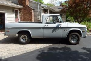 1971 Dodge Other Pickups Photo