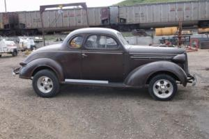 1937 Dodge Business Coupe Business coupe