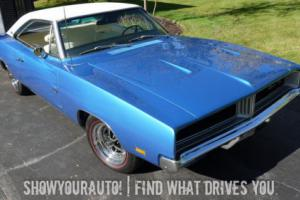 1969 Dodge Charger -- Photo