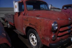 1954 Fargo G80