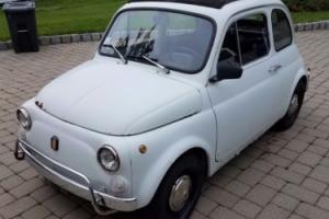 1970 Fiat 500L Photo