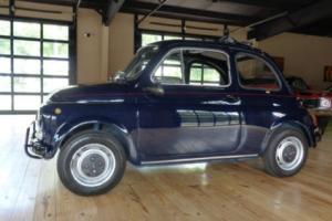 1972 Fiat 500 Photo