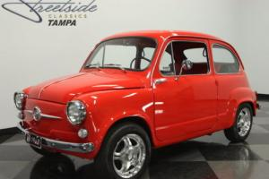 1963 Fiat 600 Photo