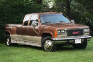 1989 GMC Sierra 3500