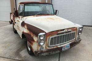 1960 International Harvester B100