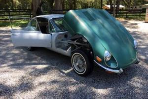 1971 Jaguar E-Type 2+2 Photo
