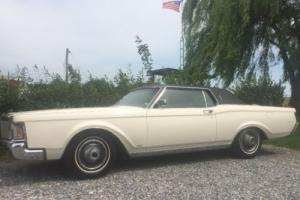 1971 Lincoln Mark Series Photo