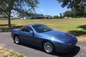 1989 Mazda RX-7 RX7