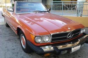 1977 Mercedes-Benz SL-Class Photo