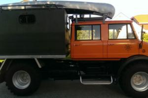 1979 Mercedes-Benz Unimog 416 DoKa 416 DoKa Photo
