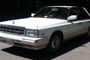 1980 Nissan Maxima