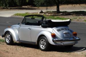 1979 Volkswagen Beetle - Classic Convertible Photo