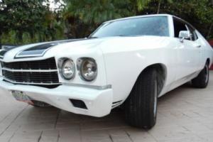 1970 Chevrolet Chevelle -- Photo
