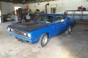 1970 Plymouth Duster