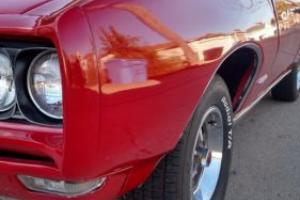 1968 Pontiac GTO GTO Photo