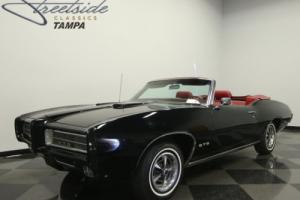 1969 Pontiac GTO Convertible Photo