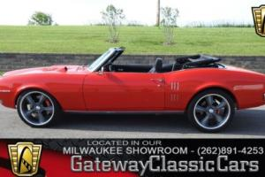 1968 Pontiac Firebird -- Photo