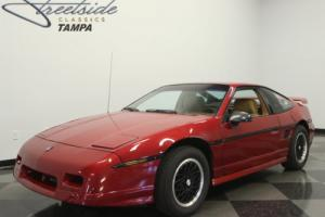 1988 Pontiac Fiero GT Photo