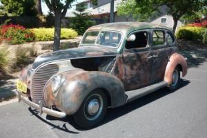 1938 Ford Sedan Hot Rod Vintage Racer