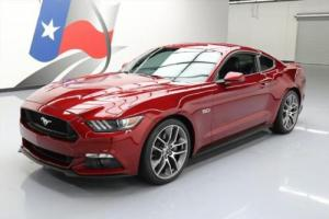 2016 Ford Mustang 5.0 GT PREMIUM 6-SPEED NAV 20'S