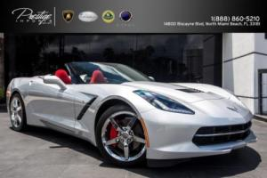2014 Chevrolet Corvette 2LT