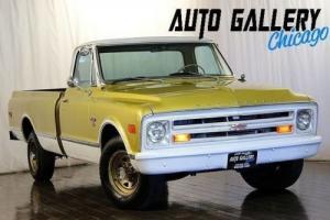 1968 Chevrolet Other Pickups C20 Custom