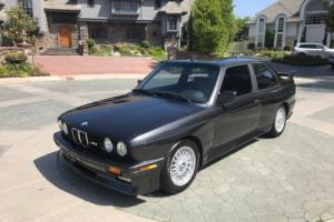 1988 BMW M3 E30 M3